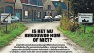 Gemeente reageert op bizarre verkeerssituatie in Zwarteweg