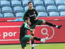 Bondscoach Santos: Cristiano speelt gewoon tegen Litouwen en Luxemburg