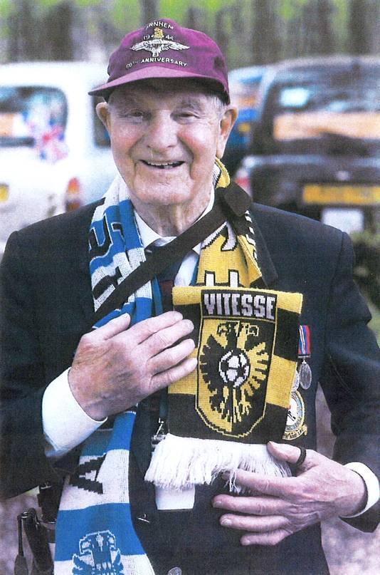 'Arnhemse' Airborne-veteraan Alan Hartley overleden
