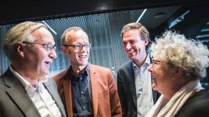 Eindelijk! Stadsbestuur met vier partijen, Mathias De Clercq burgemeester