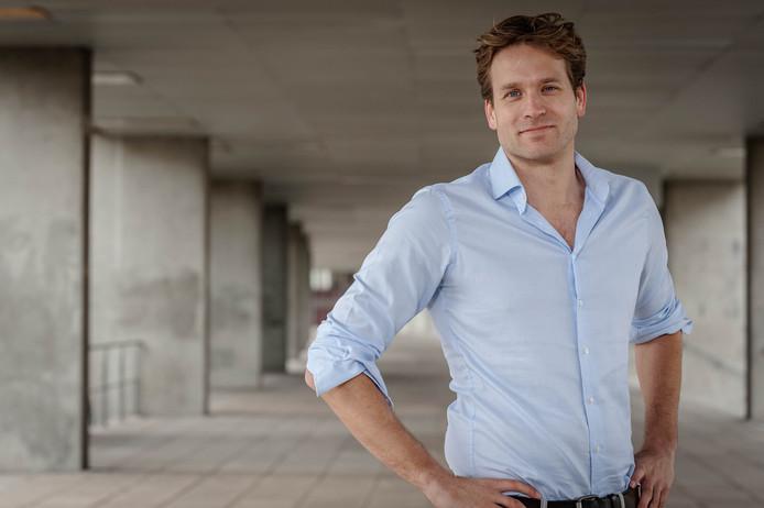VVD-er Vincent Karremans.