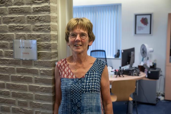 Tonnie van Kan neemt deze week afscheid als huisarts in Bakel.