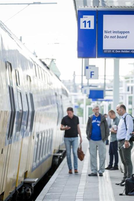 Meer intercity's van Nijmegen en Arnhem naar Amsterdam