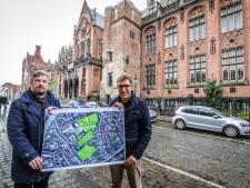 Stad zoekt oplossing voor lege kloosters en Howest-gebouw