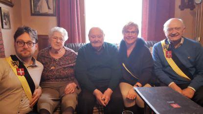 Raymond en Mariette zijn 70 jaar gehuwd