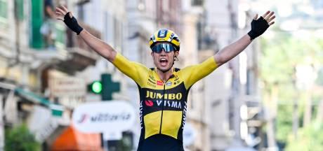 Troisième victoire de rang pour Wout Van Aert