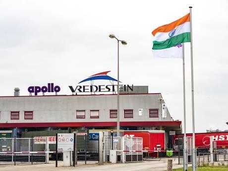 Apollo Vredestein pakt productie van autobanden in Enschede weer op