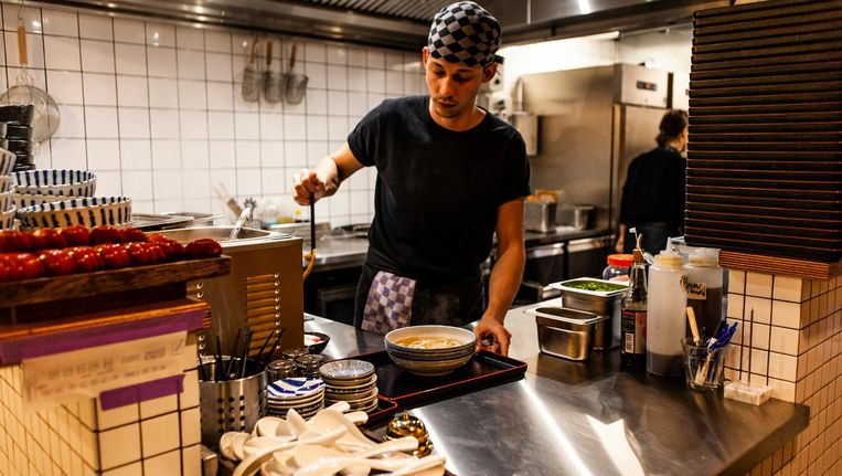 Fou Fow Udon, Prinsengracht 411. Beeld Lin Woldendorp