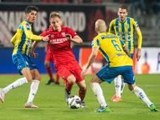 FC Twente imponeert niet maar schaart zich bij laatste acht in de beker