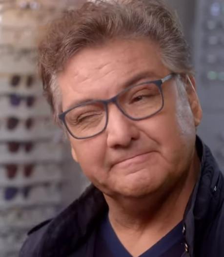 René Froger uitgeroepen tot meest irritante BN'er in tv-reclame