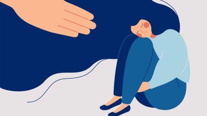 1 op de 4 Belgen krijgt ooit te maken met psychische problemen, maar erover praten blijft moeilijk
