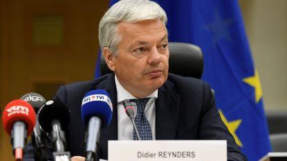 Moet Reynders op Russen rekenen voor topjob?