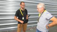 Sporza-stem Christophe Vandegoor zaterdag in De Meet