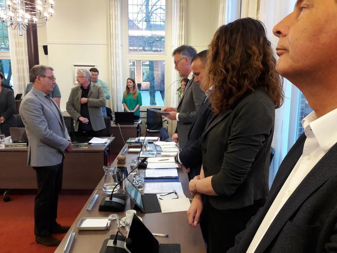 Een eerdere klap voor PrO: haar opgestapte wethouder Jan de Laat keert als eenmansfractie terug in de Oisterwijkse gemeenteraad.