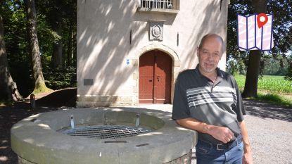 """De warmste vakantieplek van Vlaanderen, met stadsgids Franky Baeyens: """"Eeuwenoude kruisweg leidt naar prachtige kapel"""""""