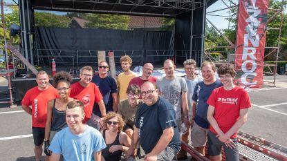 Tributebands spelen muziek van Blondie, Metallica en Bon Jovi op Bizonrock Eine