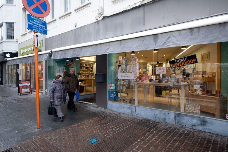 Boekhandel De Boekanier sluit binnenkort de deuren.