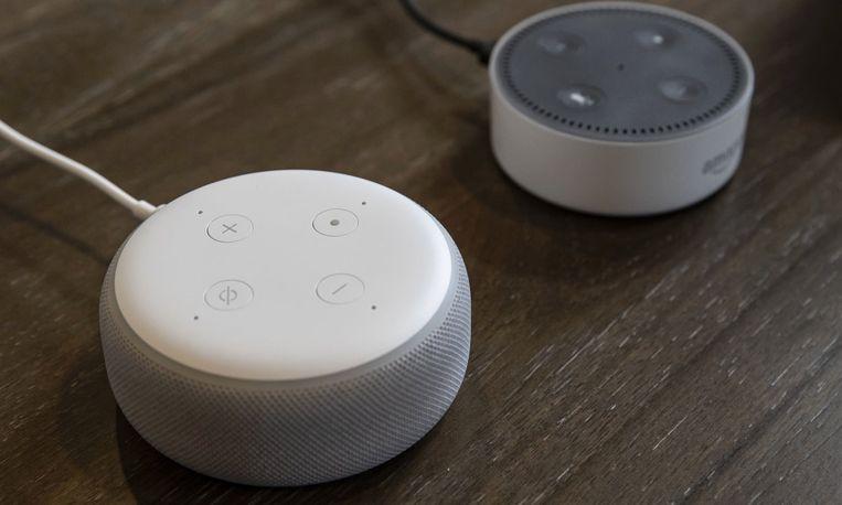 Alexa, de AI-stemassistente van Amazon, zal je eraan herinneren dat de deur niet op slot is of het licht nog brandt.