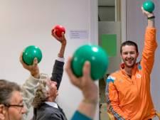 Woonzorgcentrum Theresia zorgt voor 'beweeglessen' op Vughtse televisie