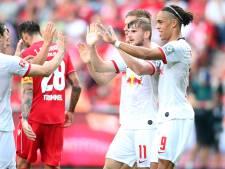 Union Berlin bij Bundesliga-debuut hard onderuit tegen Leipzig