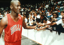 Michael Jordan en 1992