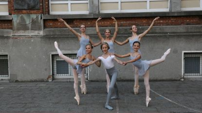 Pirouette in finale 'Dans met Hanne' op Canvas