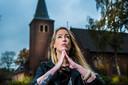 TT-2019-014497-Enschede Queen P alias Petra Pelties heeft een nieuwe plaat en video uitgebracht met beelden uit Enschede editie:Enschede  Foto Reinier van Willigen RVW20191115