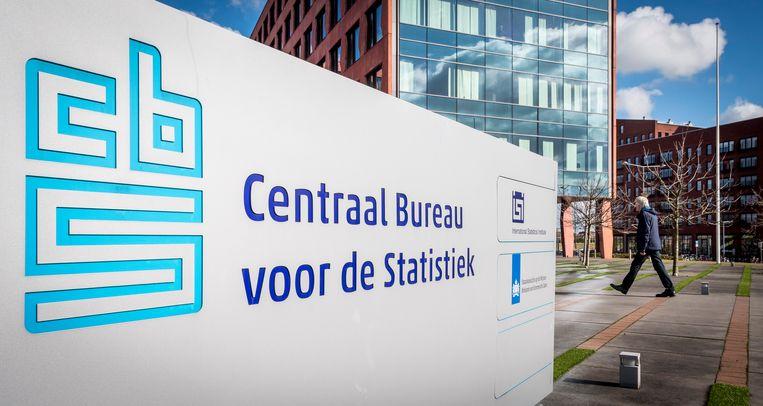 Het Centraal Bureau voor de Statistiek. Beeld ANP