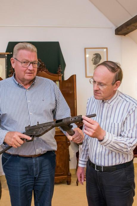 Is dit de stengun waarmee de aanslag in Putten werd gepleegd?