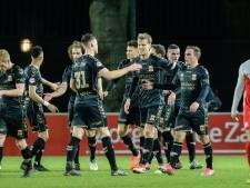 Tropenrooster voor Go Ahead Eagles, duel in Utrecht vervroegd