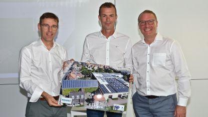 Industriële wasserij Klaratex legt 1.140 zonnepanelen op haar dak