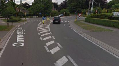 Kruispunt 'De Ommegang' wordt aangepakt voor vlotter en veiliger verkeer