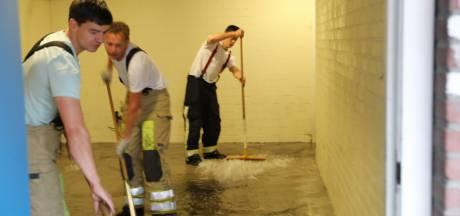 30 flats in Soest zonder water na leidingbreuk in berging