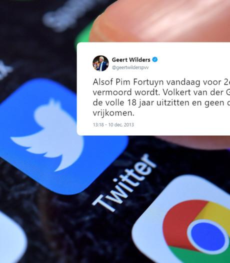Vooral rechts Nederland twittert nog altijd driftig over Volkert van der Graaf