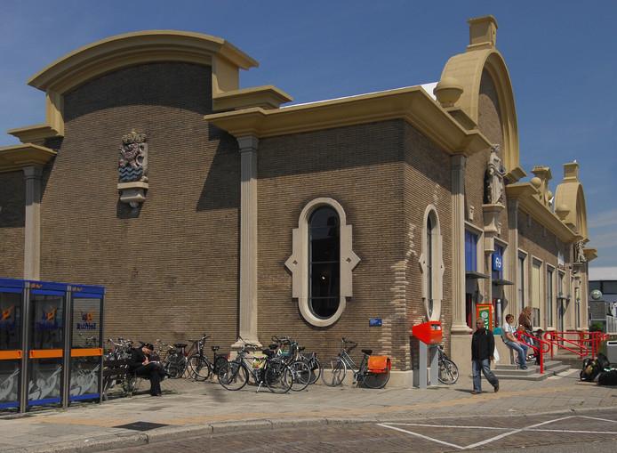 Het station van Vlissingen.