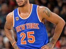Derrick Rose van New York Knicks naar Cleveland Cavaliers