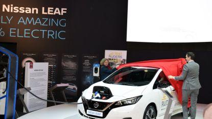20 testrijders leasen, rijden en delen een jaar lang elektrisch