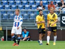 Stokkers schiet NAC voorbij Heerenveen