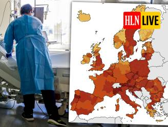 België intussen in top tien van Europese landen die coronavirus best onder controle hebben