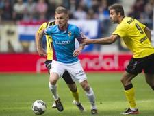 Van der Werff lang uitgeschakeld bij Vitesse