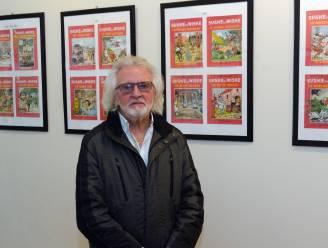 Paul Geerts bezoekt expo over zichzelf en 'Suske en Wiske' in Gemeentemuseum