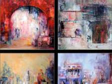 Maak in Middelburg in korte tijd kennis met Zeeuwse kunstenaars op de twintigste Kunst- en Cultuurroute