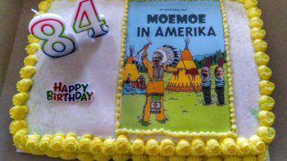 MOEMOE IN AMERIKA (3): Het verjaardagsfeest