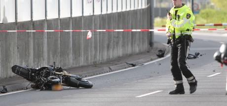 Motorrijder komt om bij ongeluk op N14, Sijtwendetunnel uren dicht