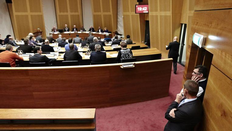 De gemeenteraad van Helmond vergadert Beeld ANP