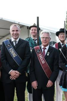 Schutterij Sint Martinus Greffelkamp in Didam is booming