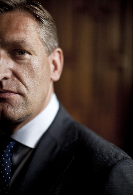 CDA-leider Sybrand Buma Beeld Julius Schrank / de Volkskrant