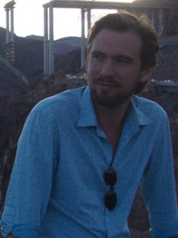 Frenk van Harreveld.