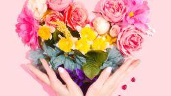 Fit- & gezondupdate: een boeketje bloemen kan je pijn verlichten en andere nieuwtjes