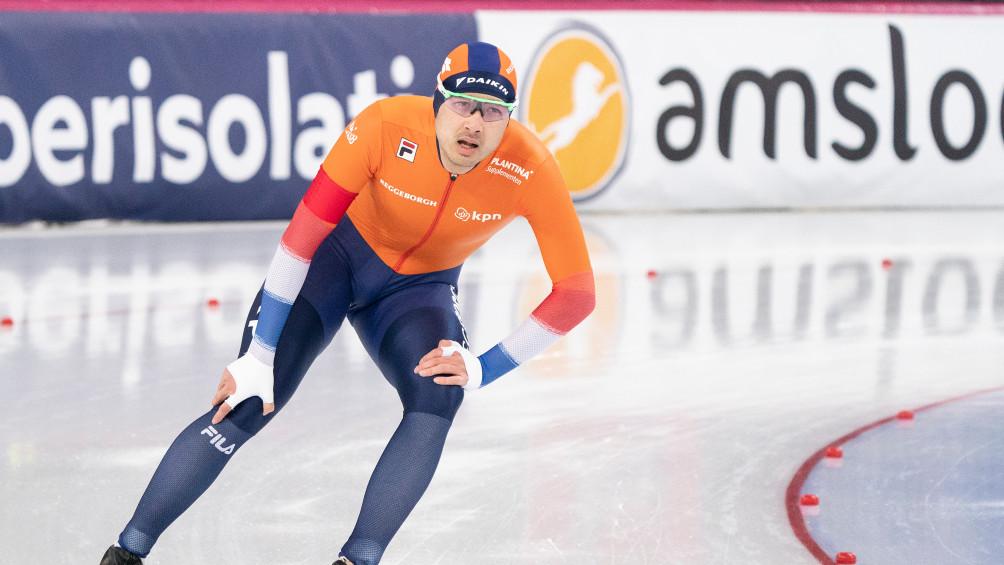 LIVE   Verbij naast het podium op WK Sprint, goud voor Nuis op 1000 meter